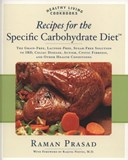 Recipes for the specific carbohydrate diet