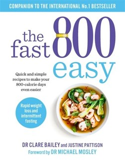 The fast 800 easy by Claire Bailey