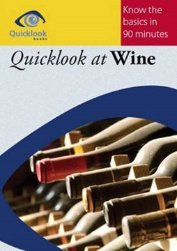 Quicklook at Wine by Richard Avery