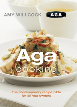 Aga cooking by Amy Willcock