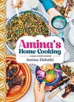 Amina's home cooking by Amina Elshafei