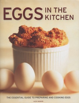 Eggs in the kitchen by Alex Barker