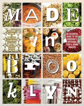 Made in Brooklyn by Melissa Schreiber Vaughn