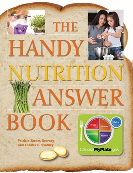 The handy nutrition answer book by Patricia Barnes-Svarney