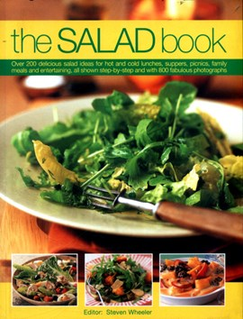 The salad book by Steven Wheeler