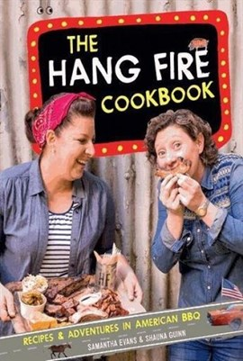 The Hang Fire cookbook by Sam Evans