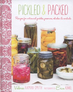 Pickled & packed by Valerie Aikman-Smith