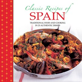 Classic recipes of Spain by Pepita Aris