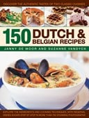 Dutch & Belgian food and cooking