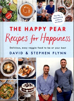 Recipes For Happiness H/B by David Flynn