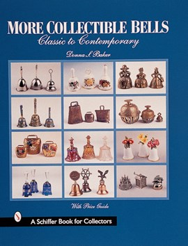 More collectible bells by Donna S. Baker