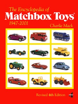Encyclopedia of Matchbox Toys¬ by Charlie Mack