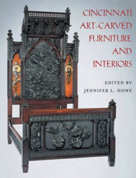 Cincinnati art-carved furniture and interiors by Jennifer L. Howe