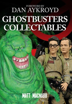 Ghostbusters collectables by Matt MacNabb