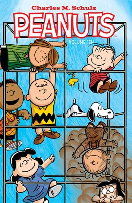 Peanuts. Vol. 10 by Jason Cooper