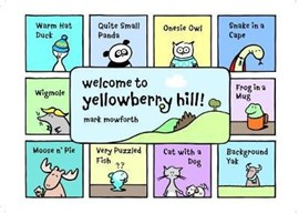 Yellowberry Hill by Mark Mowforth