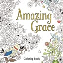 Amazing grace colouring book