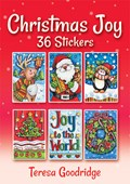 Christmas Joy 36 Stickers