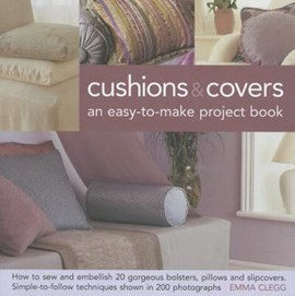 Cushions & covers by Emma Clegg