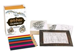 Harry Potter Coloring Kit by Running Press