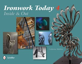 Ironwork today 4 by Catherine Mallette
