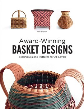 Award-winning basket designs by Pati English