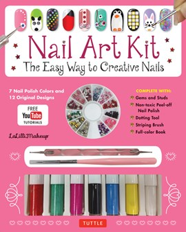 Nail Art Kit by LaLilliMakeup