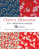 Cherry Blossoms Gift Wrapping Papers