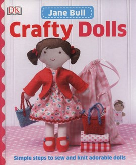Crafty dolls by Jane Bull
