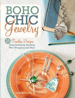 Boho chic jewelry by Laura Beth Love