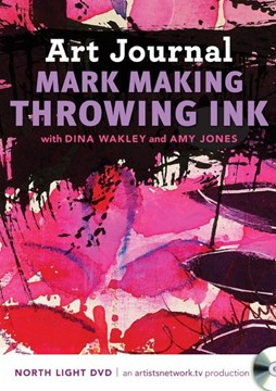 Intuitive Mark Making by Dina Wakley