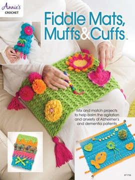 Fiddle mats, muffs & cuffs by Annie's Crochet