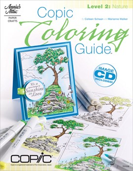 Copic coloring guide by Colleen Schaan