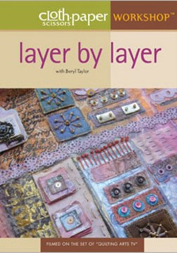 Layer by Layer (DVD) by Beryl Taylor