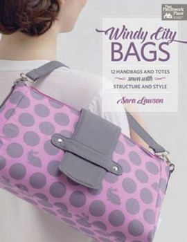 Windy city bags by Sara Lawson