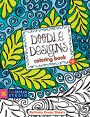 Doodle Designs Coloring Book