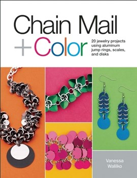 Chain mail + color by Vanessa Walilko