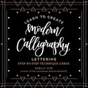 Learn to Create Modern Calligraphy Lettering