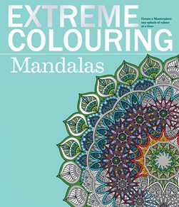 Extreme colouring by Beverley Lawson