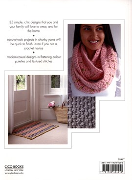 Simple chic crochet by Susan Ritchie