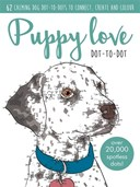 Puppy Love Dot-to-dot Book