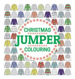 Christmas Jumper Colouring by GMC Editors