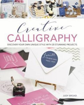 Creative Calligraphy P/B by Judy Broad