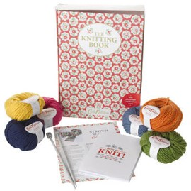 The knitting book by Cath Kidston