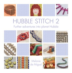 Hubble stitch 2 by Melanie de Miguel