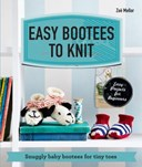 Easy bootees to knit