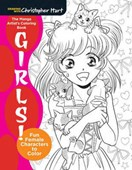 Manga Artist's Coloring Book: Girls, The