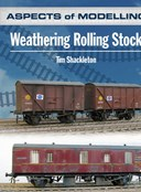 Weathering rolling stock
