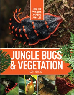 Jungle insects & vegetation by Lori Vetere