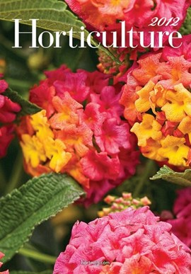 Horticulture Annual 2012 CD by Editors of Horticulture Magazine